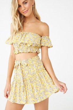 forever-21-forever-21-floral-flounce-top-skirt-set-yellow-cream.jpg